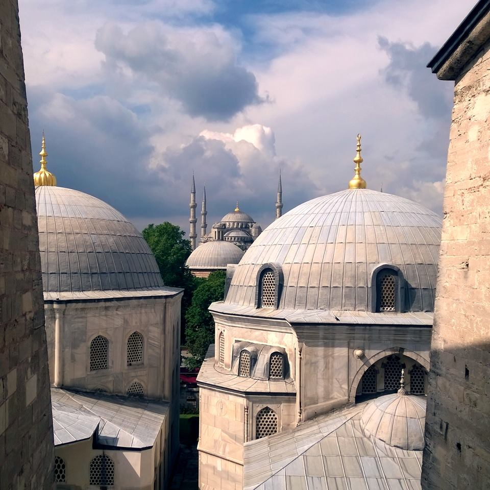 A Scent Tour of Istanbul