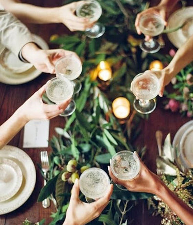 Tips for hosting the best dinner party ever with Aera