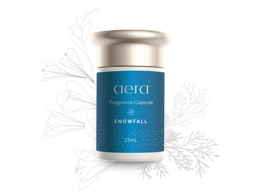 Aera Snowfall Holiday Fragrance