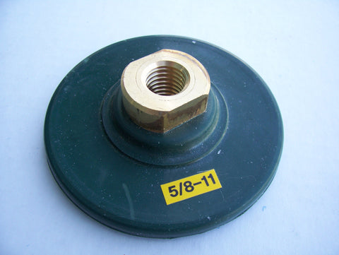 Backer for Polishing Pads - Star Diamond Tools Inc.