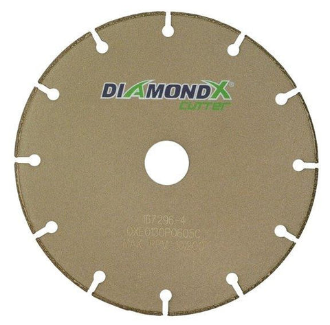 Diamond X Metal Cuttting Blade - Star Diamond Tools Inc.