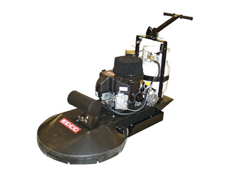 "EDCO 27"" Propane Burnisher - Star Diamond Tools Inc. - 1"