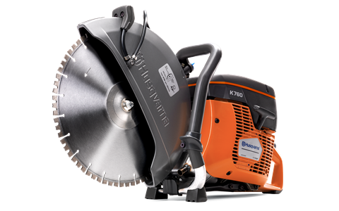 Husqvarna K760 Power Cutter - Star Diamond Tools Inc. - 1