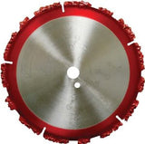 Carbide Caulk Cutter & Demolition Blade - Star Diamond Tools Inc. - 1