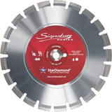 Asphalt & Green Concrete (BEST) - Star Diamond Tools Inc.