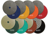 Wet / Dry Polishing Pads - Star Diamond Tools Inc. - 1