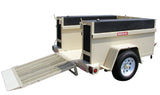 EDCO 300 Gallon Water Tank Trailer - Star Diamond Tools Inc.