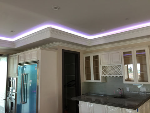 Crown Molding LED Strip Light