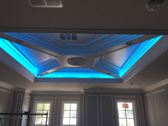 Color Changing Ceiling Light