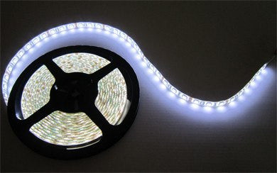Novabright Waterproof 12v Ul White Super Bright Flexible Led Strip