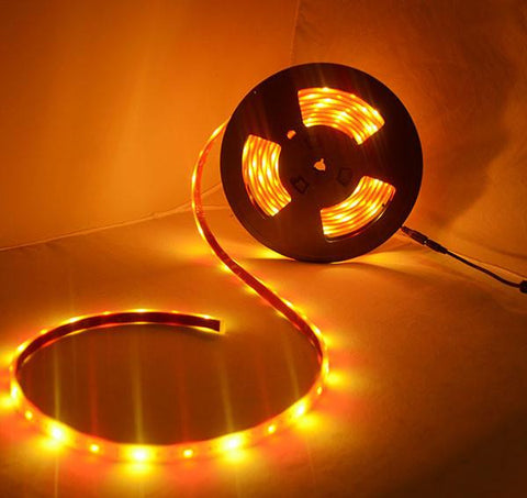 Red and gold led strip light 12v 5050smd ip68 waterproof 164 ft 12v led strip lights red and gold led strip light 12v 5050smd ip68 waterproof 164 aloadofball Gallery