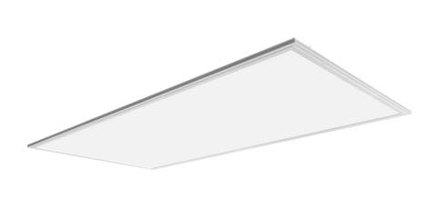 2X4 LED Flat Panel Light 5000K White 50 Watt UL DLC 5486 Lumens