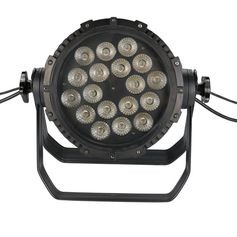 NovaBright NB-099 18x18W RGBW 4in1 LED IP65 Outdoor Professional LED Stage Light Waterproof Die Cast Aluminum Body