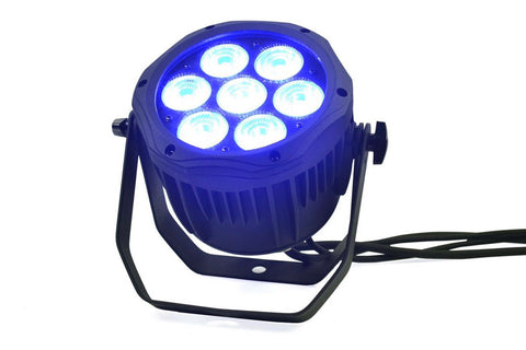 NovaBright NB-W7 7*12w mini Waterproof IP65 LED PAR