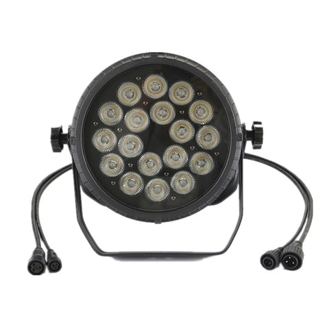 NovaBright NB-P18-4 18*12W IP65 Slim Professional RGBW 4IN1 PAR Stage Light