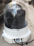 Rain Cover for LED Moving Head with Fan