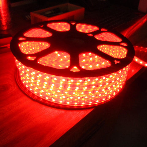 NovaBright Polaris 5050SMD Red 60 LED/M 110V 164ft Reel NB-001R-RN