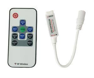RGB Strip Controllers - RGB LED Controller RF Wireless Remote