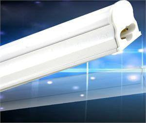 T5 LED Tube - White T5 LED Tube Light W Fixture 16W 1200mm 1680 Lumens 4FT