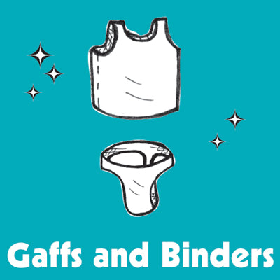 Gaffs and Binders