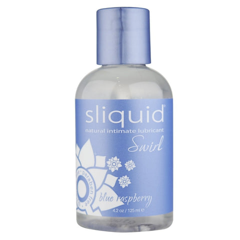 Sliquid Swirl Blue Raspberry
