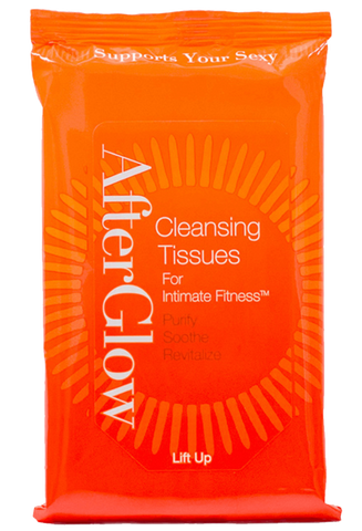 AfterGlow Toy Cleaner Wipes