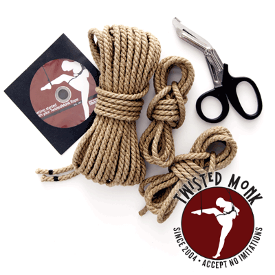 Robust Rope Kit by Twisted Monk