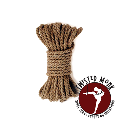 Hemp Rope by Twisted Monk