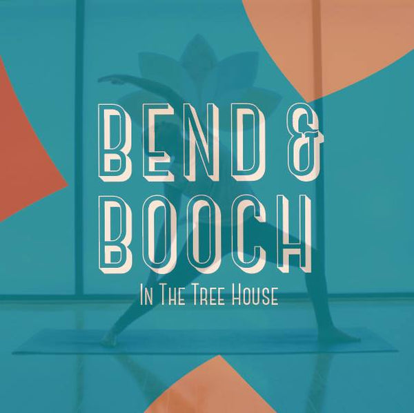 Bend and Booch at The CAMP!