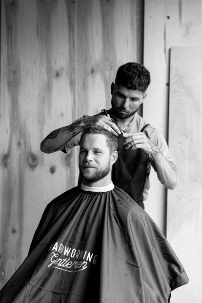 The Art of Grooming: Hardworking Gentlemen