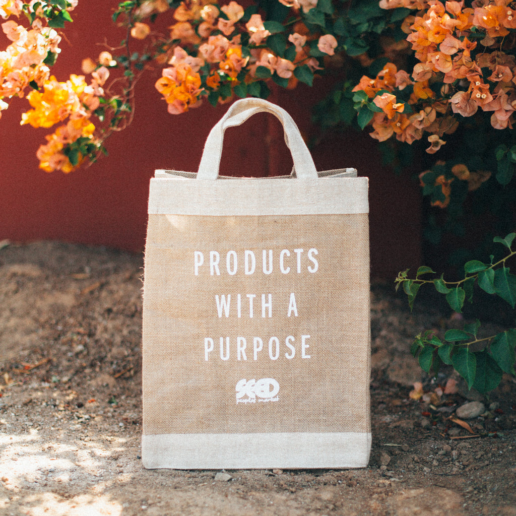Why We ♥️ Our Apolis Market Bags