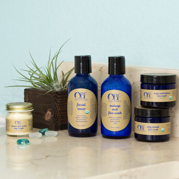 Why Buy Organic Body Products?