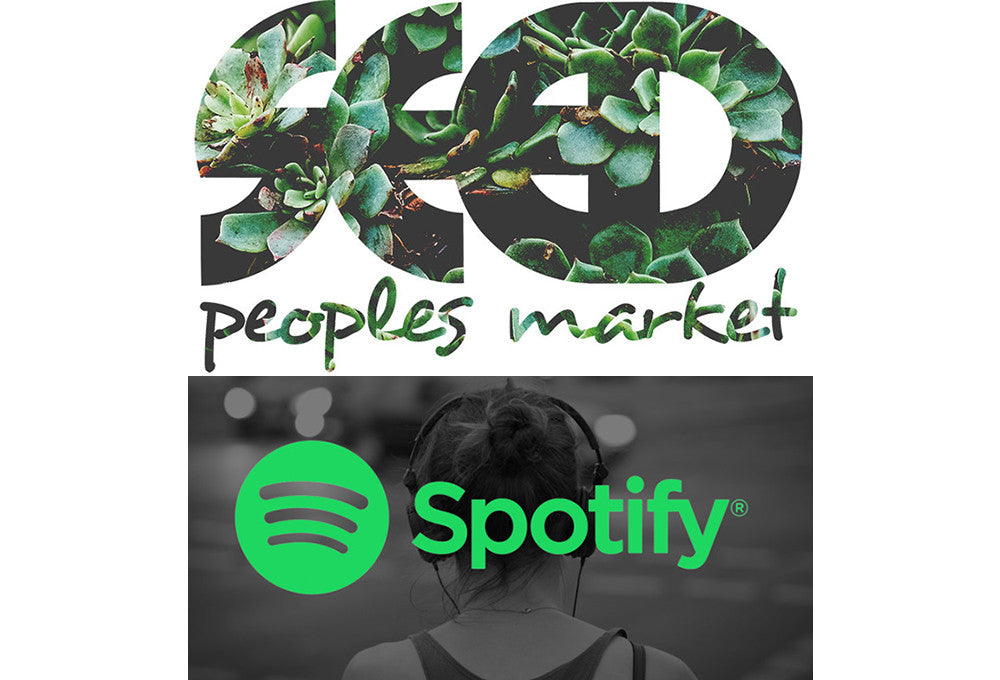 SEED Spotify Playlist Volume 1!