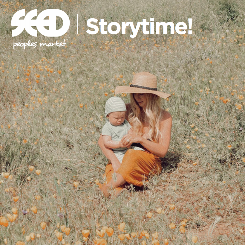 SEED Storytime is back!