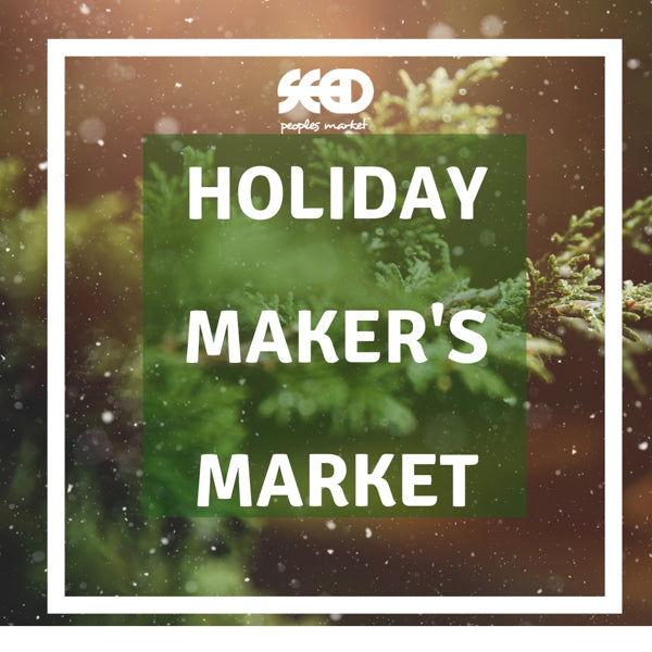 HOLIDAY MAKER'S MARKET