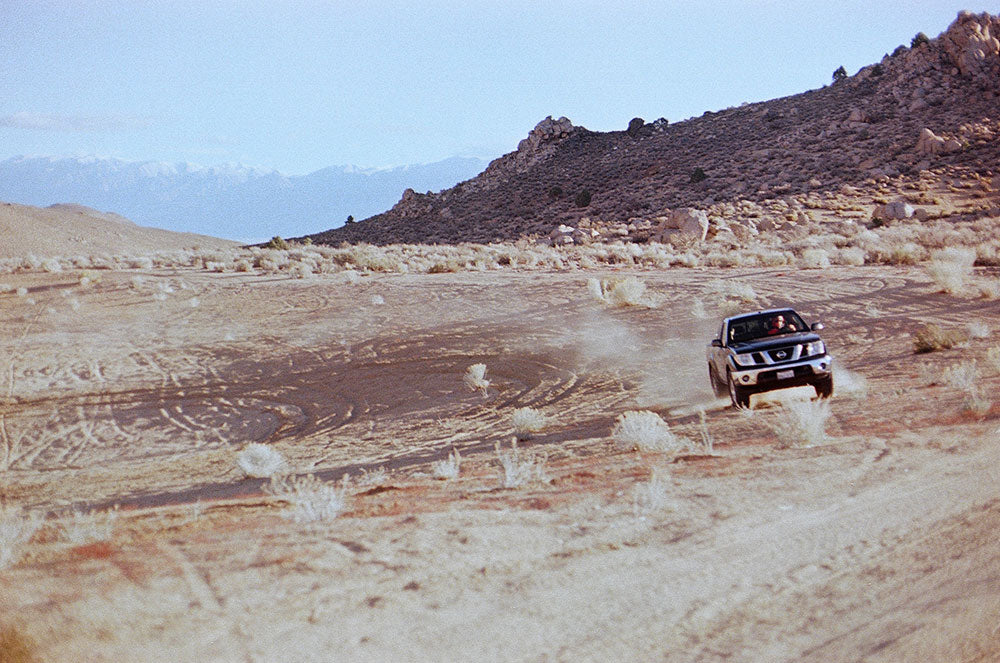 Nissan Frontier Offroad