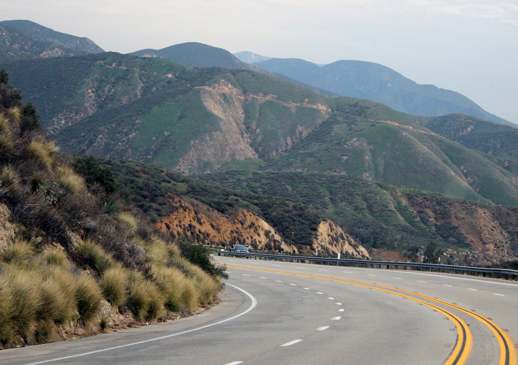 California road trip ideas