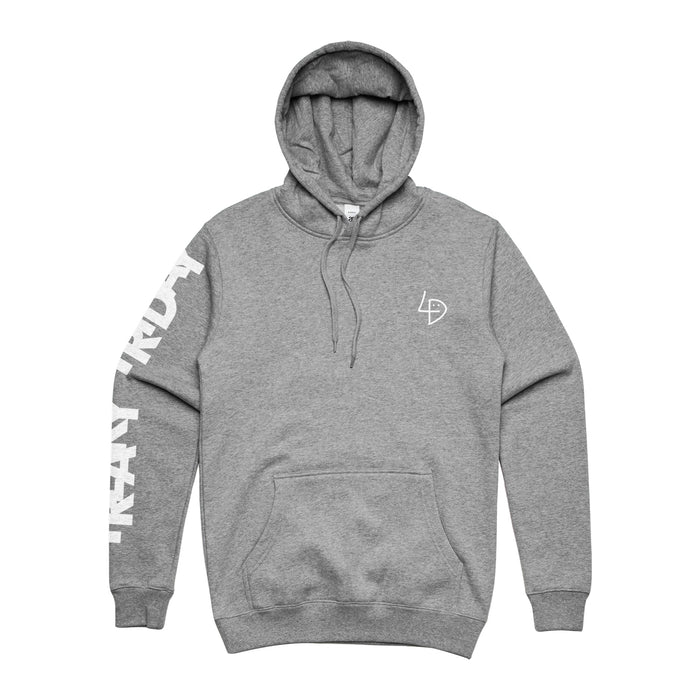 Freaky Friday Hoodie Heather Grey