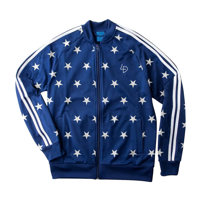 Freaky Friday Track Jacket Navy