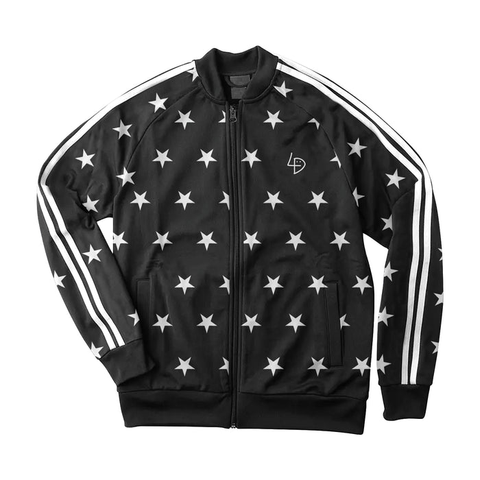 Freaky Friday Track Jacket Black