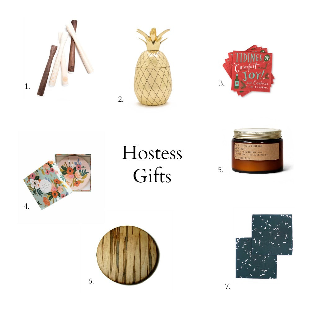 Our picks for Hostess Gifts