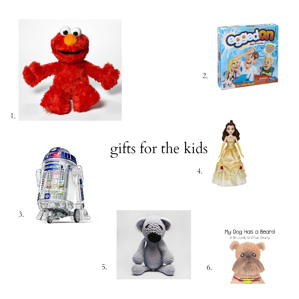 Holidays Gifts for the Kids