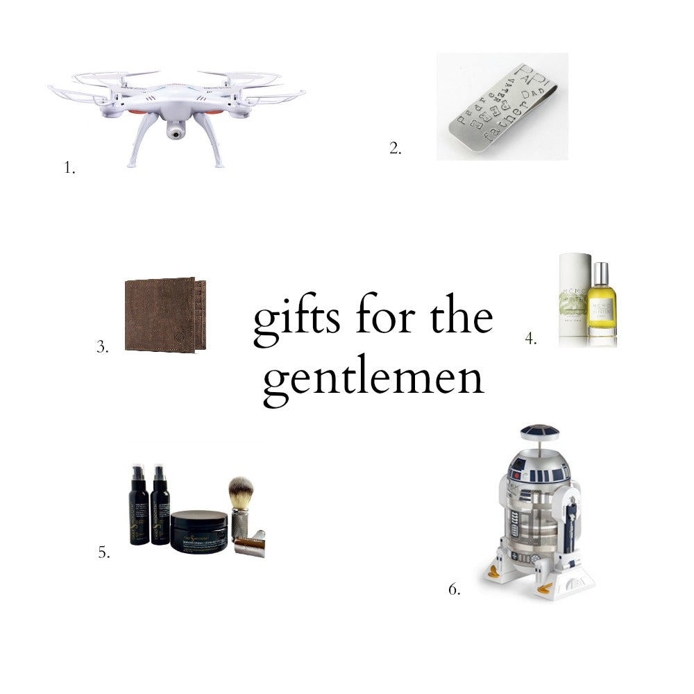 Holiday Gift Ideas for the Men in your Life