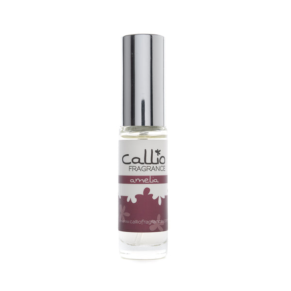 Amelia Travel Perfume Spray - Callio Fragrance