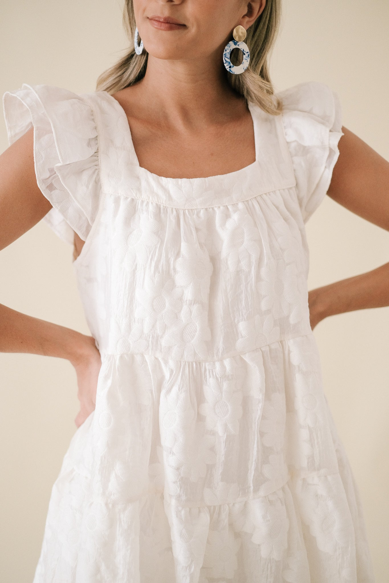 Rectangular Tortoise Acrylic Hair Clip (Two Colors)