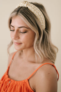 Odella Creamsicle Oversized Linen Lounge Set (Top)