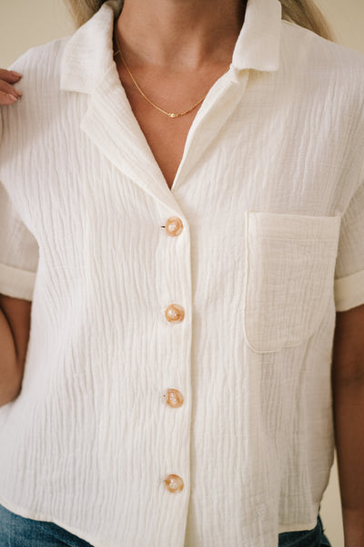 Rosemary Gingham Paired Set (Pants)