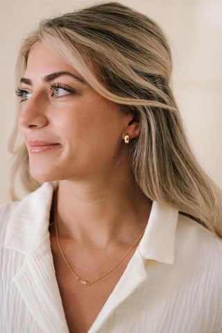 Rosemary Gingham Paired Set (Top)