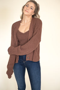 Tiered Beaded Floral Earrings (Two Colors)
