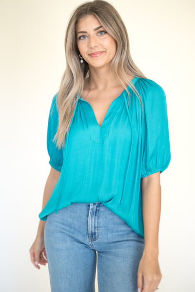 Brielle Cotton Gauze Midi Dress